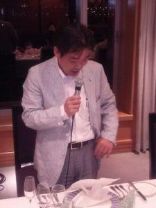President Honma